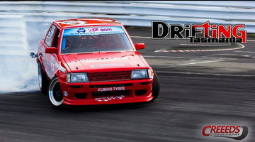 Drifting Tasmania