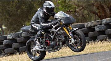 Shane Madden racing