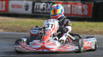OZ Karting Team (Eryn Osborne)