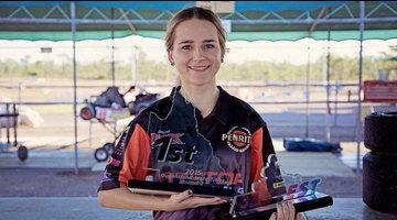 Madison Dunston Racing