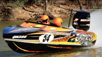 Chase Motorsport / 2Tribes Water Ski Racing Team