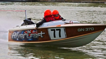 RiverCraft Ski Racing