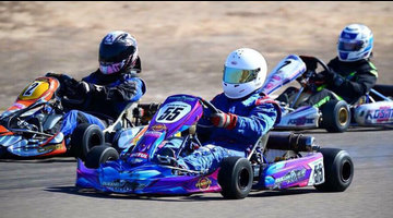 Corey & Indyarna Ainge Racing (Dark Side Racing)