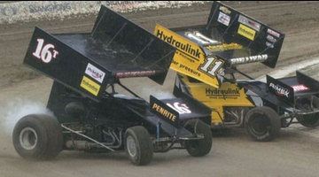 Mathew Anderson - Sprintcar 16t