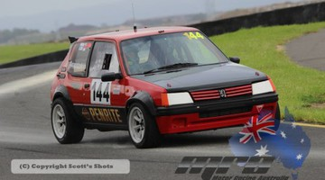 Racing Peugeot Australia