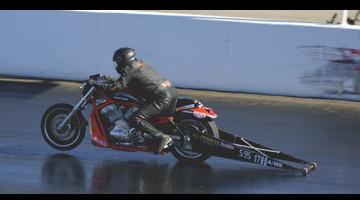 Walker Drag racing
