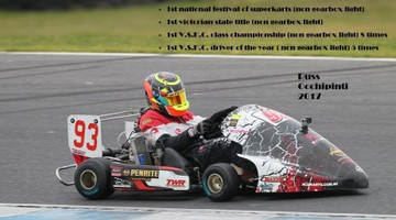 Russ Occhipinti Racing