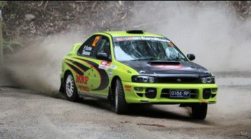 Eccles Family Rally Team