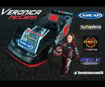 Veronica McCann - Red Hot Racing